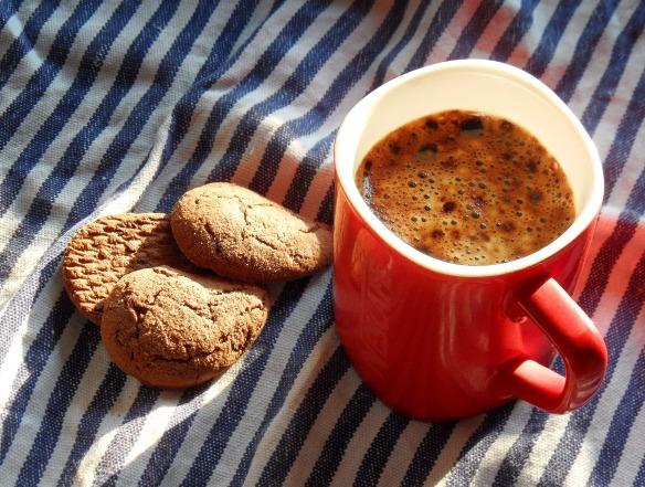 A nice coffee is wonderful